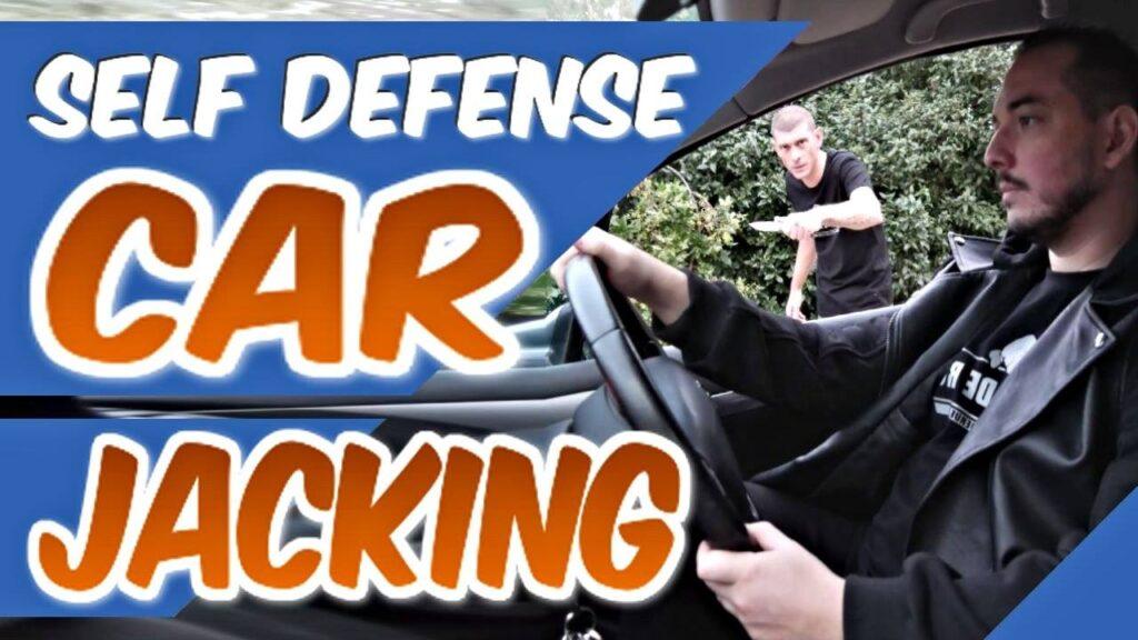 la self défense en situation de car jacking