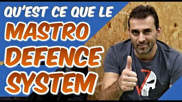 Qu'est-ce que le Mastro Defence System
