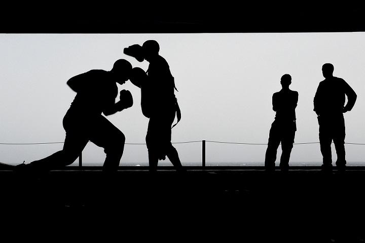cours particulier de boxe