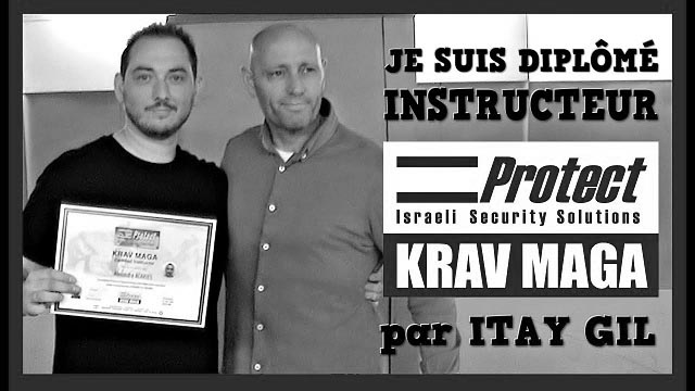formation instructeur itay gil